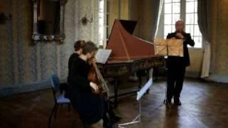 Sonate pour l'hautbois baroque par Olivier Clémence