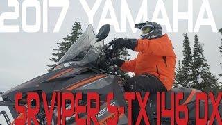 STV 2017 Yamaha SR Viper STX 146 DX