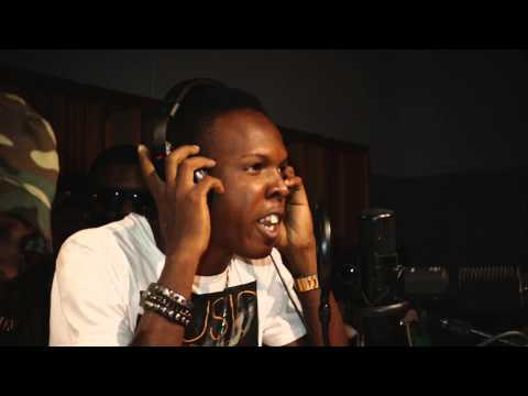 1Xtra in Jamaica - Toddla T - Jamaican Freshman Freestyle for BBC 1Xtra