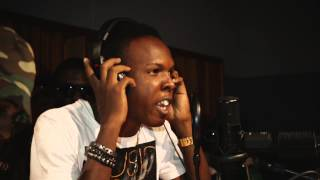 Toddla T - Jamaican Freshman Freestyle for BBC 1Xtra