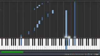 Adam Kadmon - Angel Sanctuary [Piano Tutorial] (Synthesia)