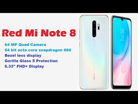 redmi-note-8,-quad-camera-64-mega-pixels,-18w-rapid-charging-specification-details-updates