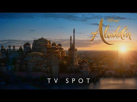ALADDIN (2019)   TV spot   Disney BE