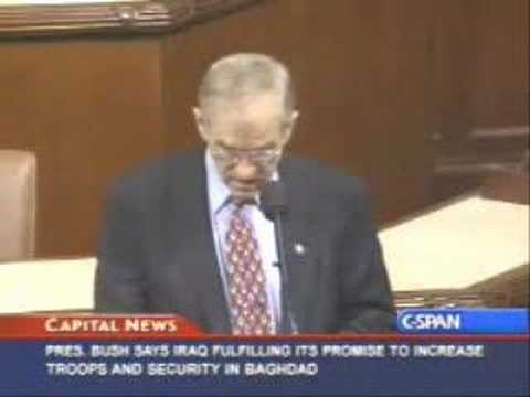 Congressman Ron Paul (R-TX) on House Iraq Resolution