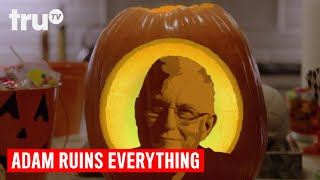 Adam Ruins Everything - The Myth of Poison Halloween Candy | truTV