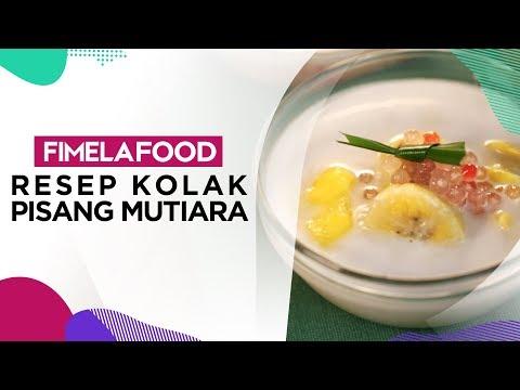 Fimela Food: Resep Menu Buka Puasa Spesial Kolak Pisang Mutiara