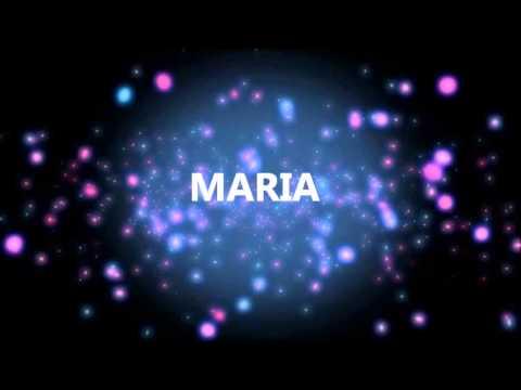 grattis maria GRATTIS PÅ FÖDELSEDAGEN MARIA!!!   YouTube grattis maria
