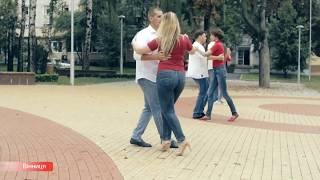 Kizomba Flashmob UKRAINE 2018