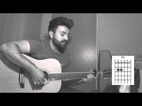 Sinan Akçıl feat. Demet Akalın - Vazgeçilmezim (2015) Gitar Cover