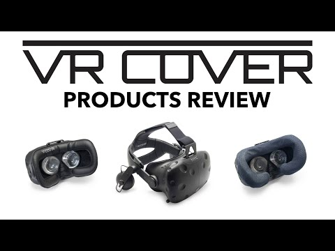 VR Cover Products Review - HTC Vive
