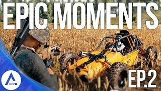 PUBG Xbox: Epic Moments EP. 2 (Funny, Fails, Plays, Wins, WTF)