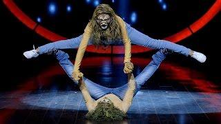 D3 D 4 Dance I Ann Mary & Vineesh I Mazhavil Manorama