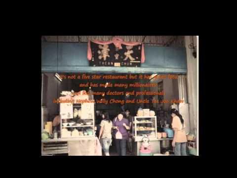 Famous Ipoh Thean Chun Coffee Shop