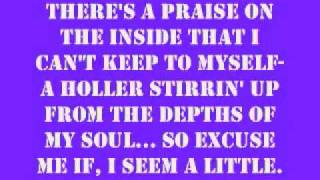 Praise On the Inside J Moss Lyrics