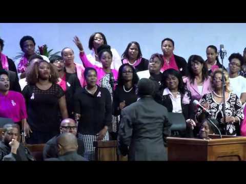 Wheeler Avenue Baptist Church Sings The Thompson Community Singers Medley