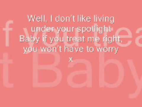 Jennifer Hudson Spotlight lyrics
