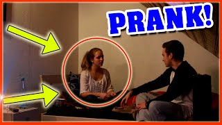 CHEATING ON MY GIRLFRIEND PRANK!