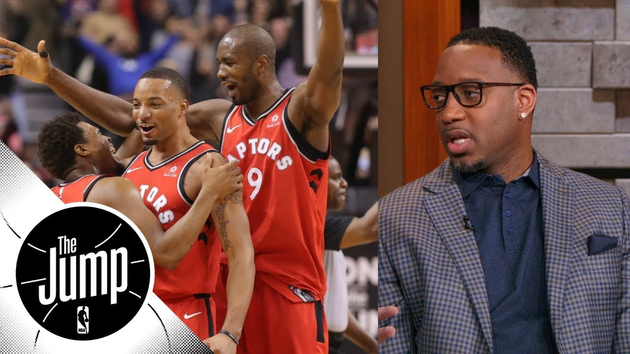 Tracy McGrady on Raptors: They need to secure No. 1 spot for playoffs   The Jump   ESPN #1