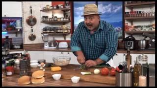 Чийзбургер на фурна-Рецепта на деня от Бързо,лесно,вкусно-26.10.2016 г.