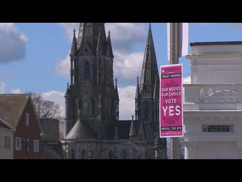 Ireland abortion referendum: Voters go to the polls
