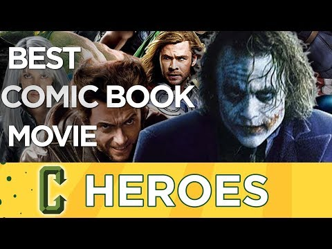 Top 5 Superhero Films of All-Time - Collider Heroes