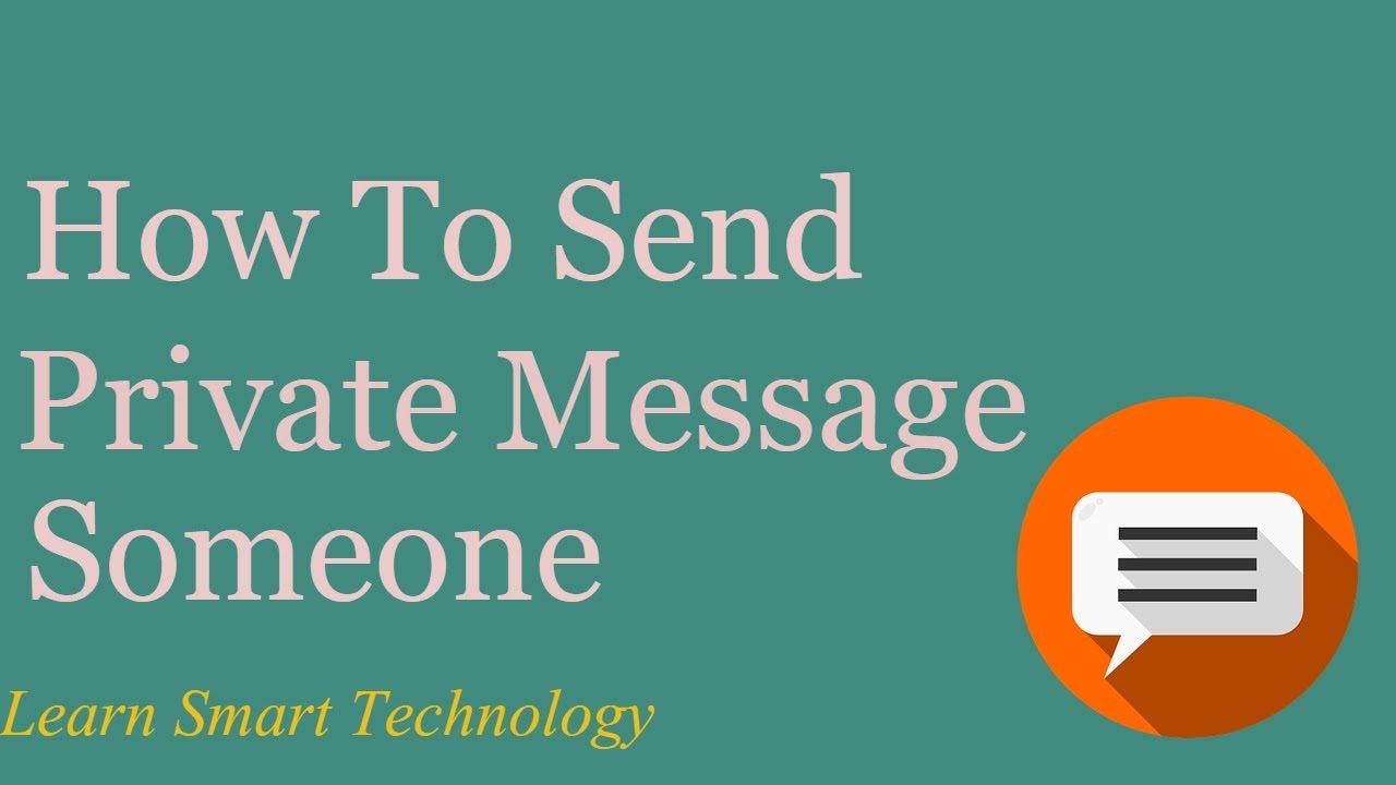 how to find secret messages on facebook