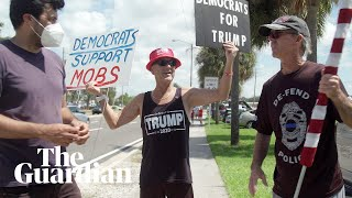 Troubled Florida, divided America: will Trump hold this swing state? | Anywhere but Washington