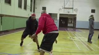 """Hitman Holla 1 On 1 With """"Junior From Players Club"""""""