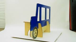 ディスプレー家具CND02車 thumbnail
