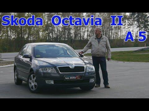 Шкода Октавия А5/Skoda