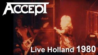 Скачать ACCEPT Live Holland 1980 Hard Rock