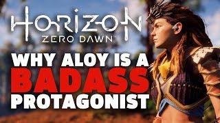 Why Horizon's Aloy Is The Best Game Protagonist In Years