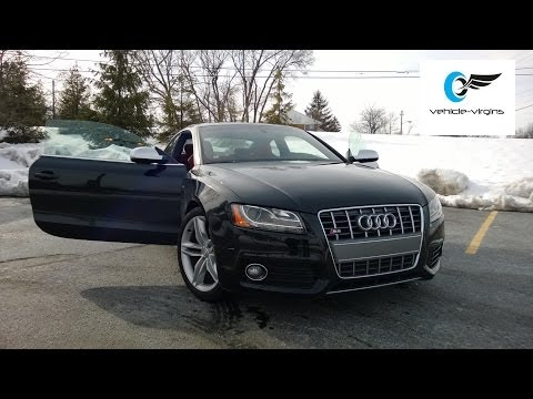 2010 Audi S5 Prestige Test Drive and Review