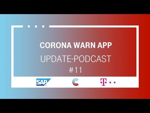 #CoronaWarnApp – Der digitale Virus-Wachhund - Folge 11