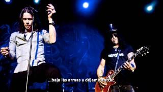 Slash ft. Myles Kennedy & The Conspirators - Battleground (Subtítulos Español)