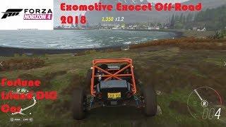 Forza Horizon 4- 2018 Exomotive Exocet Off-Road Gameplay