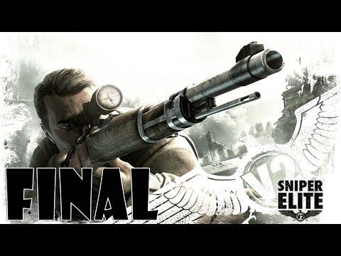 Sniper Elite V2 - Walkthrough - Final Part 11 - Brandenburg Gate | Ending (PC) [HD]