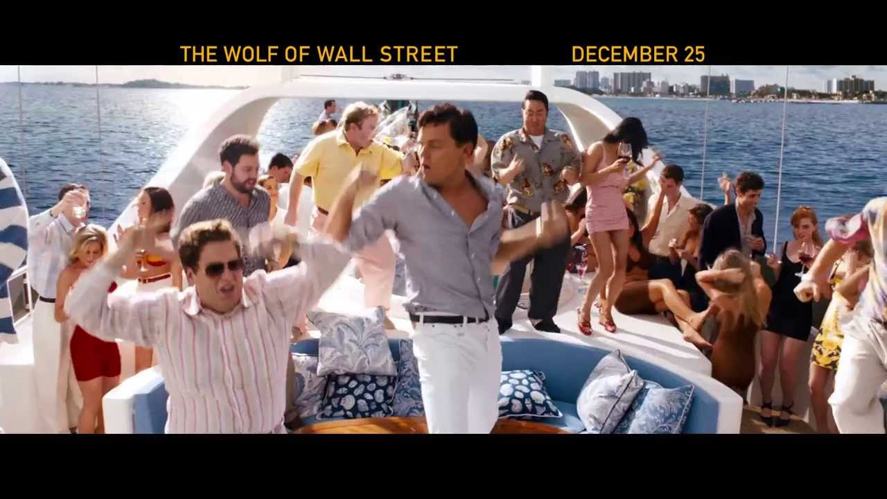 The Wolf of Wall Street - Who Is TV Spot