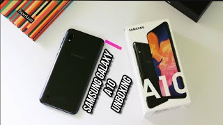 Samsung Galaxy A10 Unboxing And Full Review...