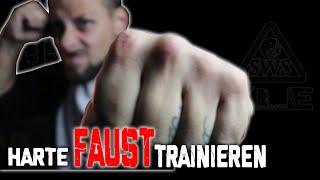 Faust abhärten für die Selbstverteidigung | KAMPFKUNST LIFESTYLE