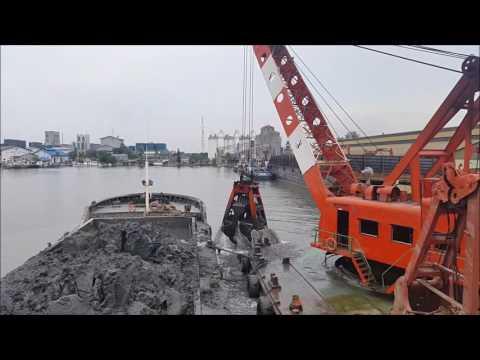 Belawan Port Channel Navigation Dredging