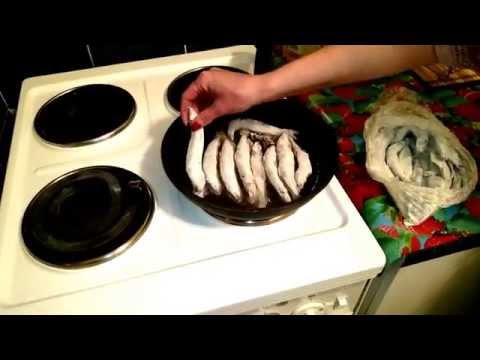 Мойва жареная Рецепт блюда Что как приготовить на сковороде обед в домашних условиях быстро вкусно