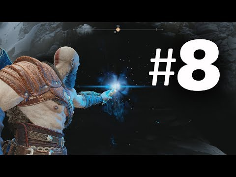 God of War (2018) Gameplay Walkthrough Part 8 - Black Breath - PS4 Pro 4K