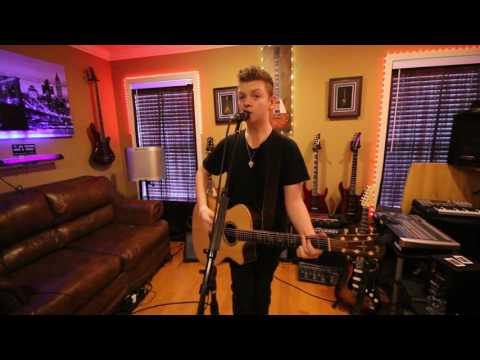 """Acoustic Studio performance of Kane Brown's """"What if's"""""""