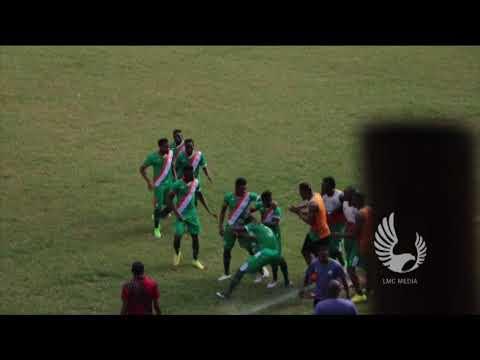 FC IFEANYI UBAH VS GO ROUND FC...