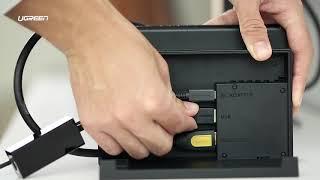Adaptador de Ethernet USB 3.0  De Ugreen Nintendo Switch