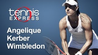 Angelique Kerber Gear Guide for Wimbledon | Tennis Express