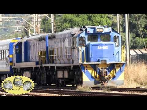 Spoornet Diesel Electric, Class 34, EMD GT26MC