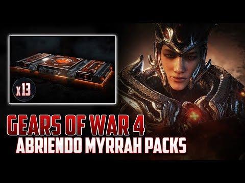 Gears of War 4   Abriendo 13 Myrrah Packs - ¿El Reencuentro?