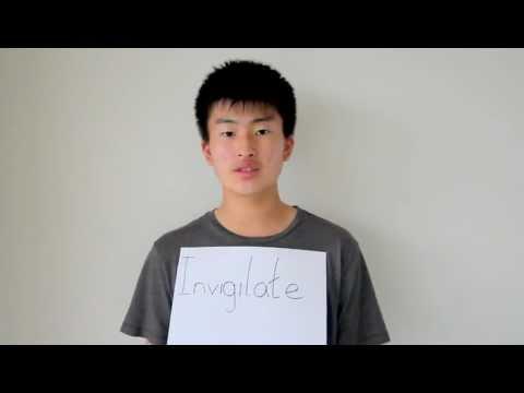 Header of invigilate